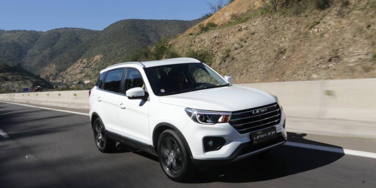 Lifan engrosa su lista de SUV con el nuevo X70