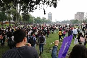 Marcha UNAM