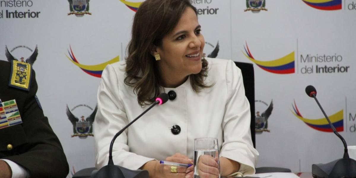 María Paula Romo, el antes y después de la ministra del Interior
