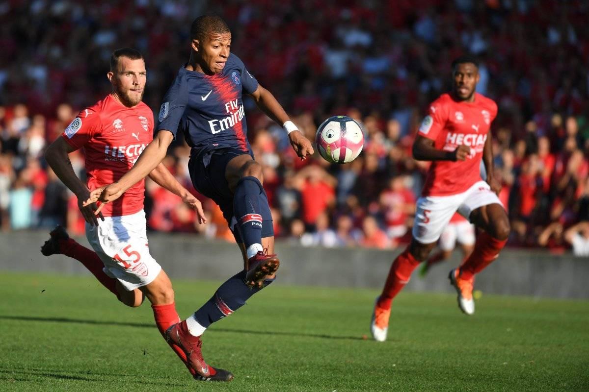Mbappé no podrá actuar con su equipo en los próximos tres partidos.