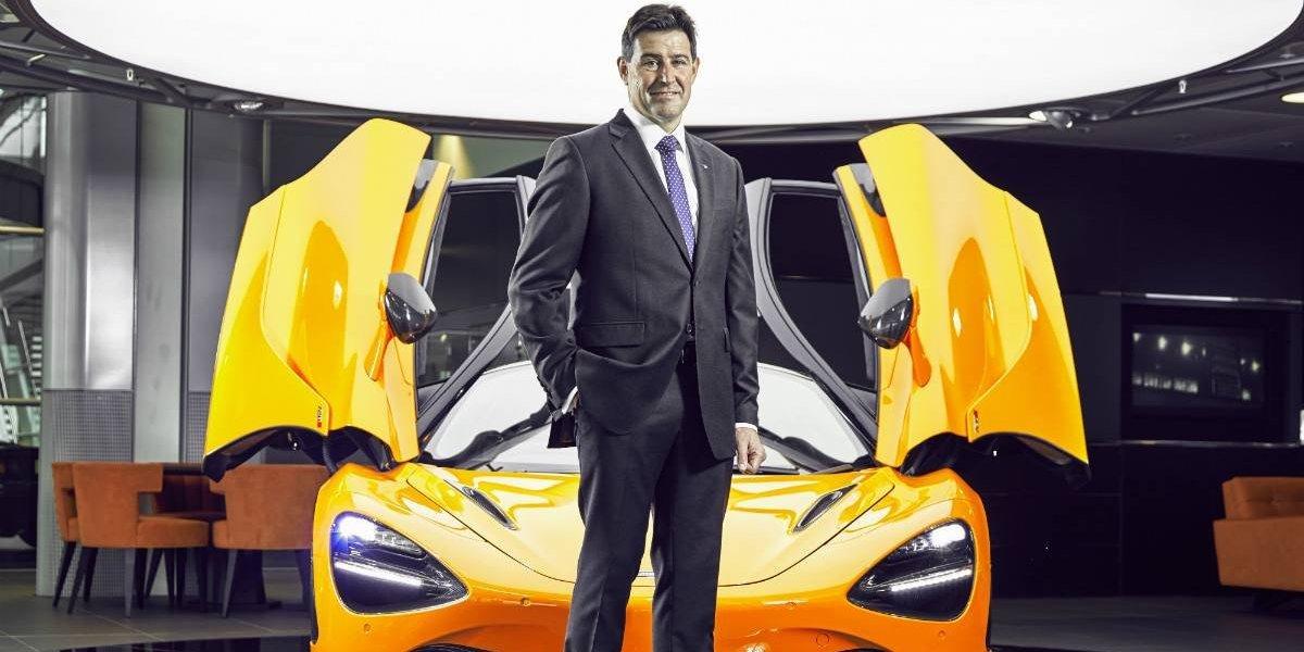 McLaren tiene nuevo jefe para Latinoamérica