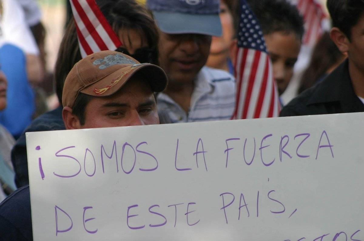 En Estados Unidos radican 12.2 millones de migrantes mexicanos, reportó el Conapo / Cuartoscuro