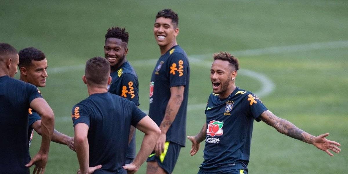 VIDEO: Neymar genera polémica tras festejar como Cristiano Ronaldo