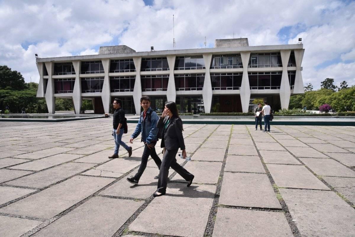 Universidad de San Carlos (Usac). Foto: Archivo