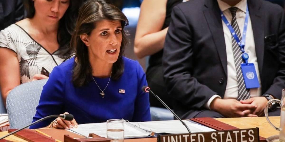 """EE. UU.pide a la ONU no dejar que Nicaragua caiga en un""""Estado fallido y dictatorial"""""""