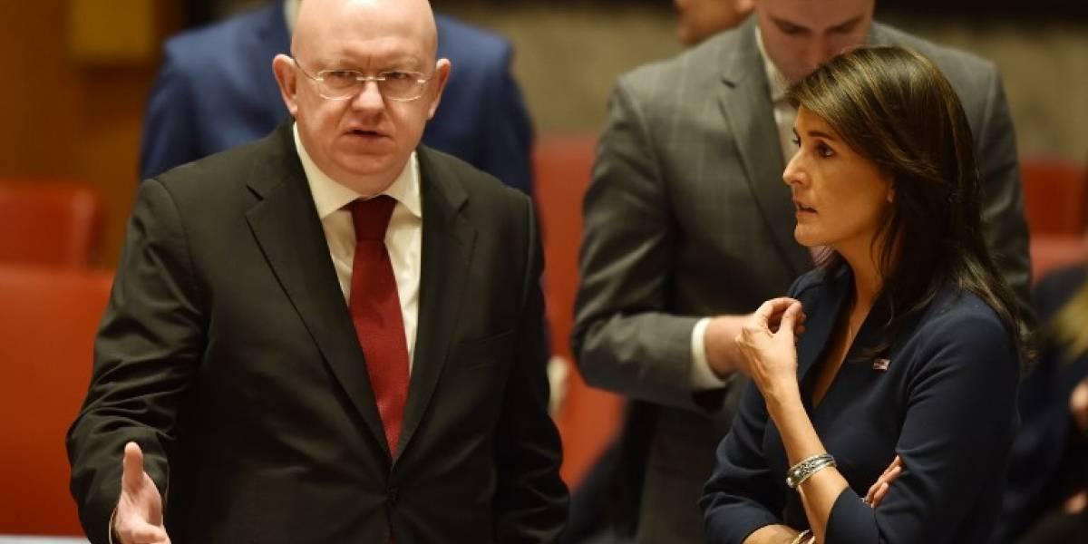 Rusia y China rechazan intenciones de EE. UU. sobre Nicaragua en la ONU