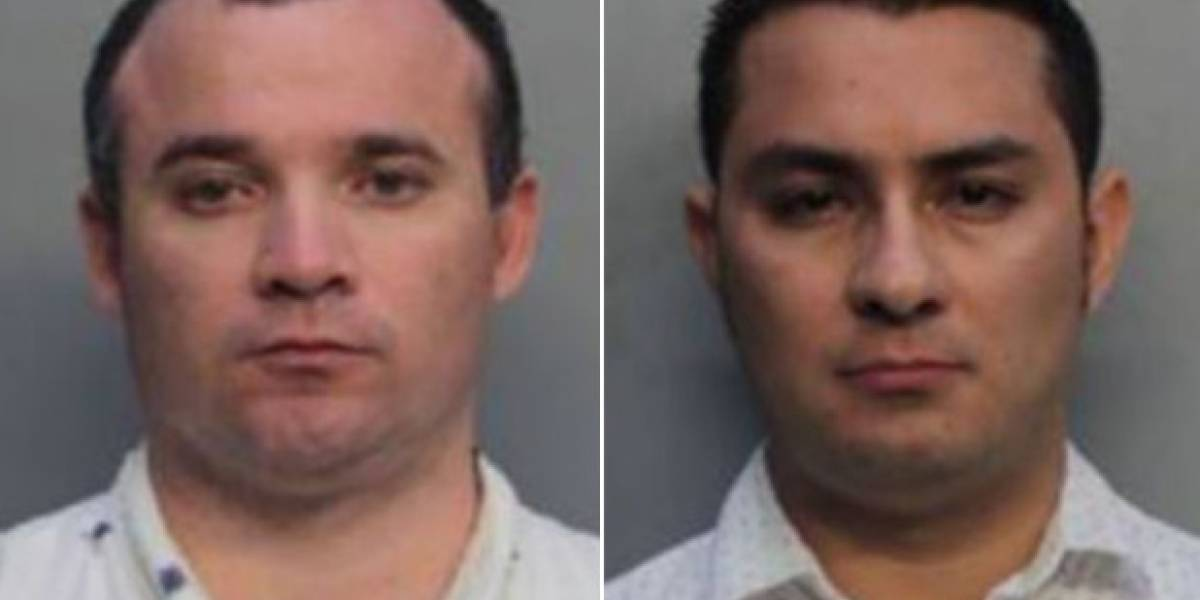 Sorprenden a dos sacerdotes colombianos teniendo sexo en un carro en Miami