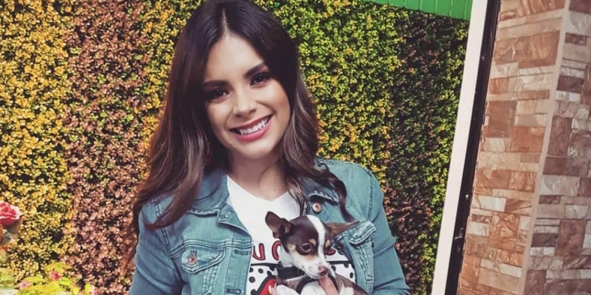 La presentadora guatemalteca Sandy Méndez sorprende con escote de infarto en Instagram