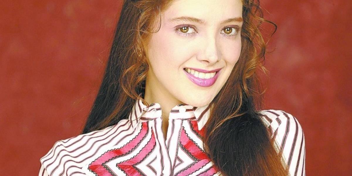 Filtran foto de Adela Noriega que revela cómo se ve actualmente