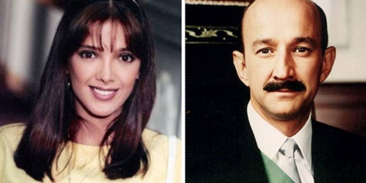 Revelan si Adela Noriega tuvo un hijo de Carlos Salinas de Gortari