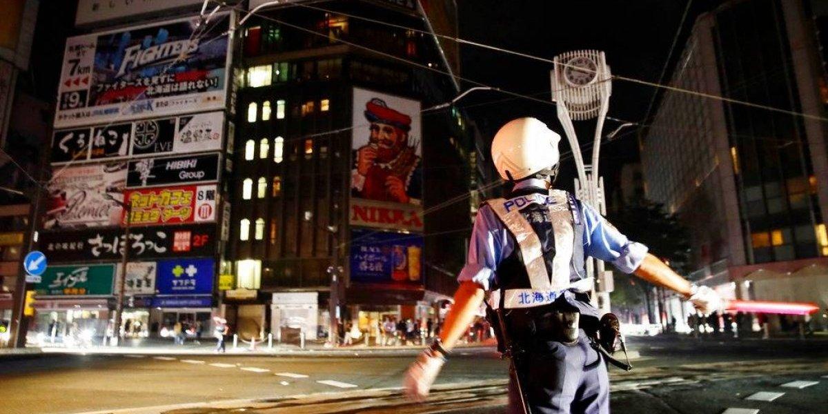 Sismo de 6.7 sacude a Japón y causa daños materiales