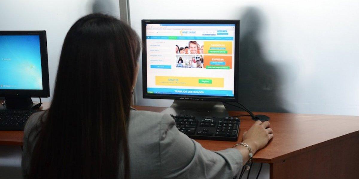 Estrenan sitio web para ayudar a los guatemaltecos a encontrar trabajo