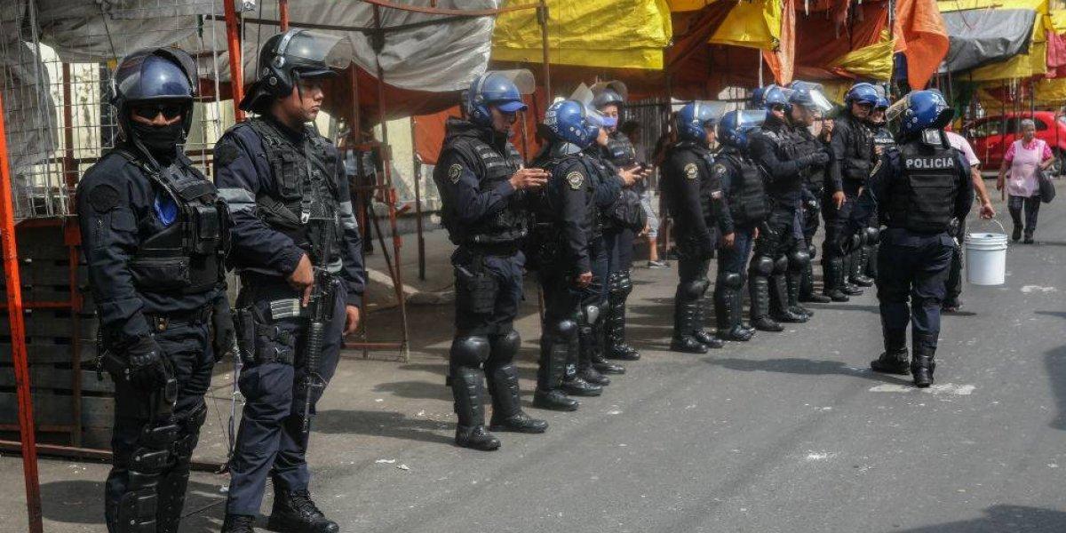 Vendedores ambulantes de Tepito niegan ser extorsionadores