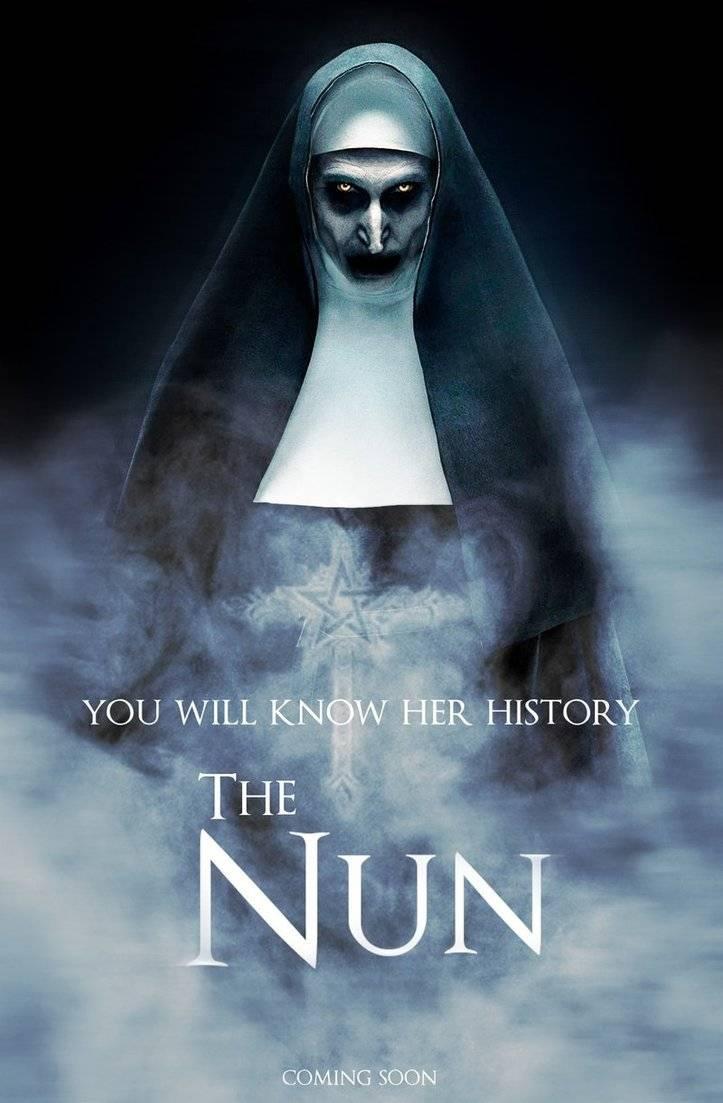 La Monja (The Nun) Poster