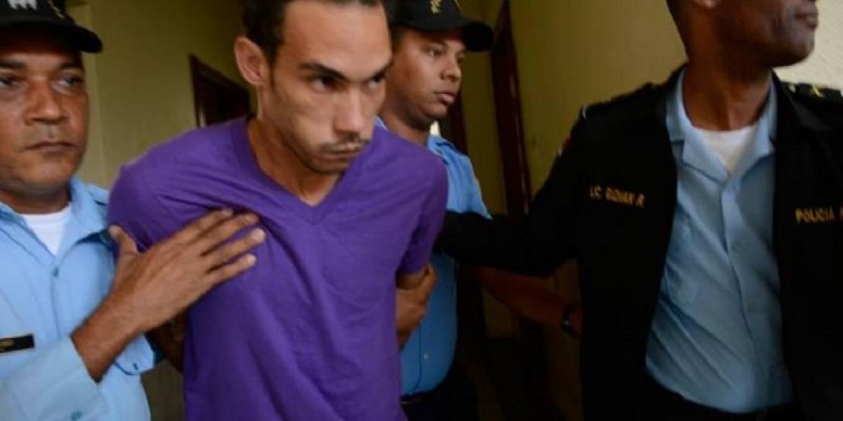 Fiscalía afirma Portorreal abusaba de hijastras y las violó antes de matarlas