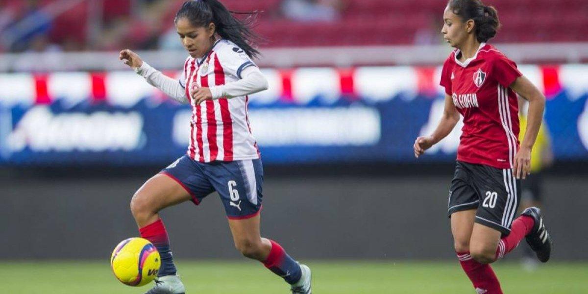 Susan Bejarano está de regreso con Chivas