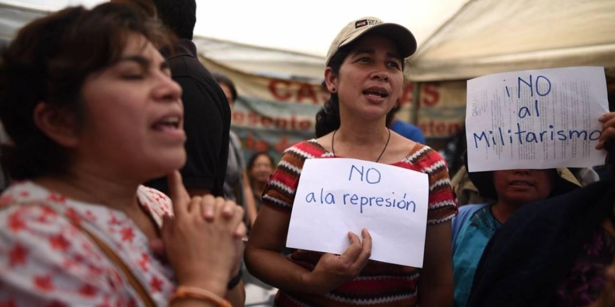 Sociedad civil rechaza prohibición de ingreso al país a jefe de la Cicig