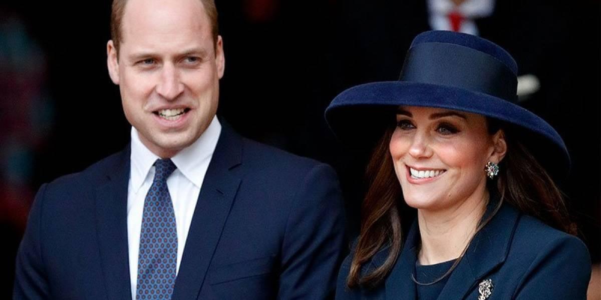 La regla real que rompe el príncipe William y que hace feliz a Kate Middleton