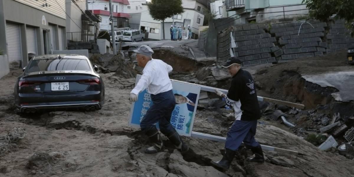 """Brasileiro narra pânico em terremoto no Japão: """"Parecia que o chão tinha subido e despencado de repente"""""""