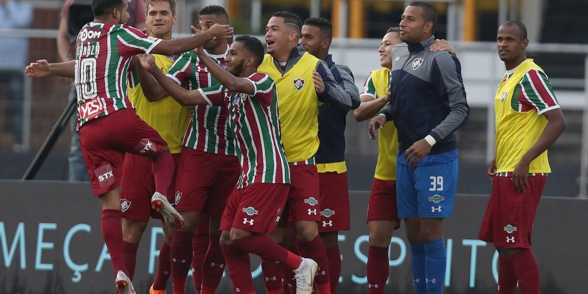 Campeonato Brasileiro: onde assistir ao vivo o jogo Fluminense x Vitória