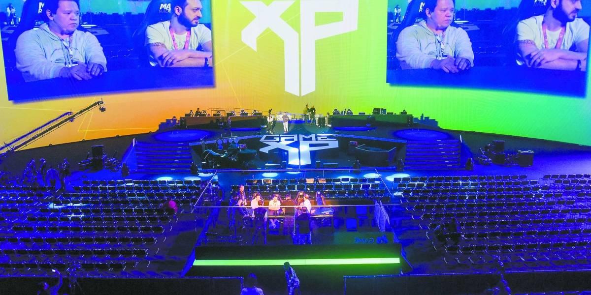 Começa a Game XP, feira de videogames no Rio de Janeiro; confira programação