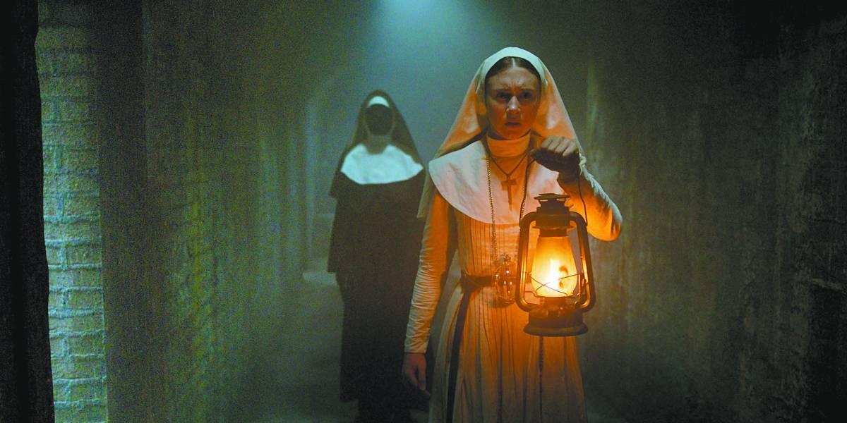 A Freira: derivado de Invocação do Mal foca no horror com cenas filmadas na terra do Drácula