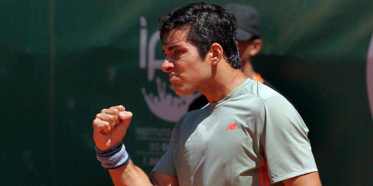 """Christian Garín va por la senda de Nicolás Jarry: """"Está listo para dar el salto a los torneos ATP"""""""