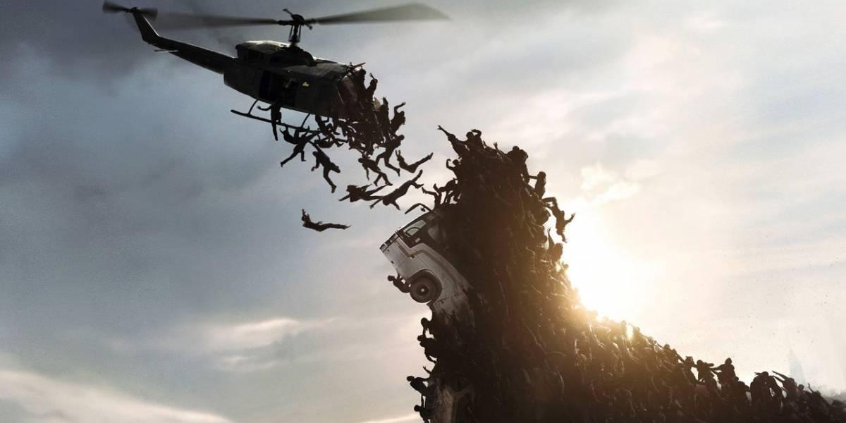 Filmes na TV: Guerra Mundial Z, Tá Chovendo Hambúrguer 2 e outros destaques deste domingo