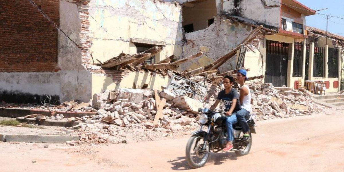 Poca ayuda, a un año del sismo de septiembre