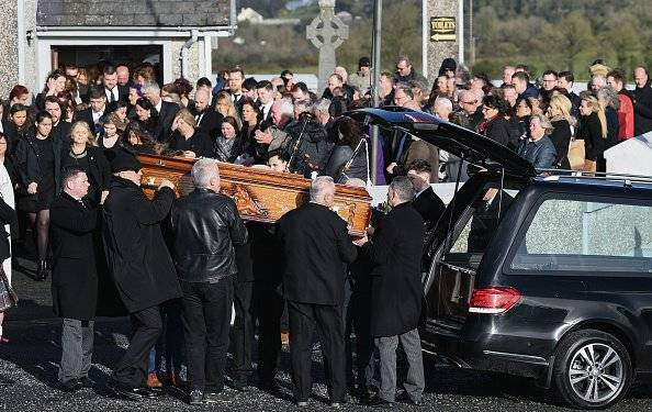 Funeral de Dolores O