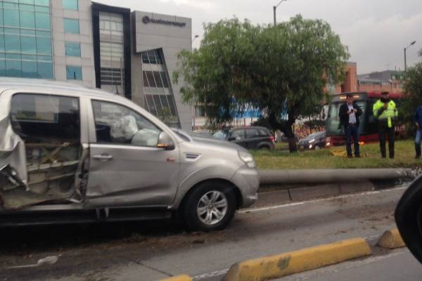 Accidente TM