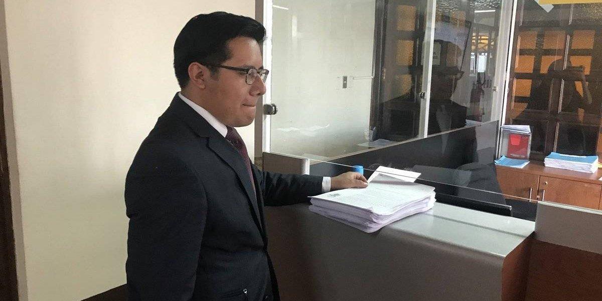 Acción Ciudadana presenta amparo contra reformas a ley de Antejuicio