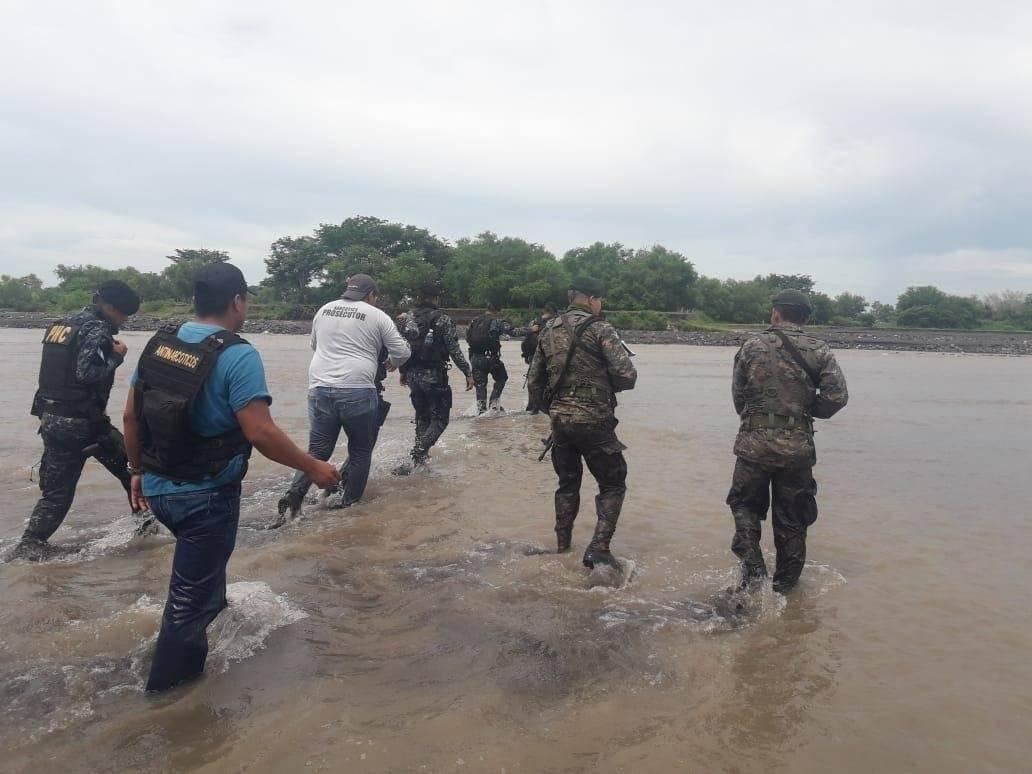 Fotos: Ejército de Guatemala