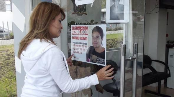 Madre de David Romo, joven desaparecido desde 2013 Twitter