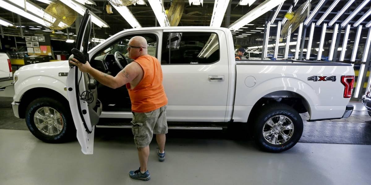 Ford retira de circulación 2 millones de pickups