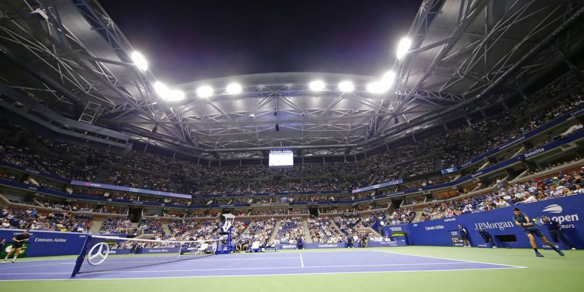 US Open: Canchas del torneo fueron modificadas