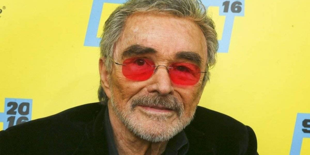 Fallece el actor Burt Reynolds