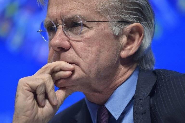 Gerry Rice, portavoz del FMI