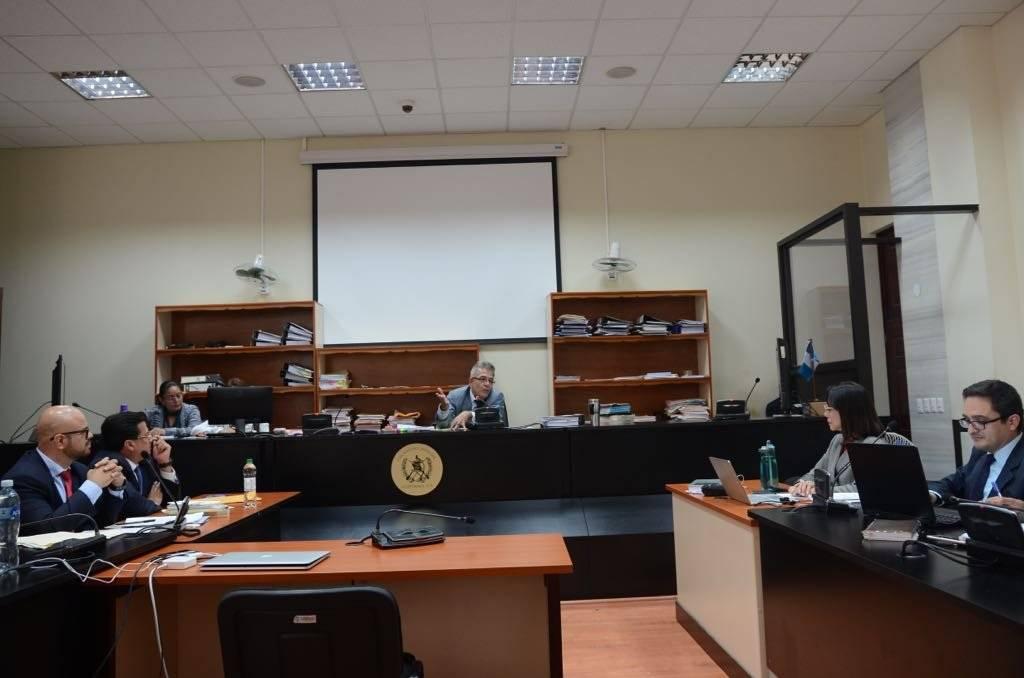 Juzgado de Mayor Riesgo B. Foto: Omar Solís