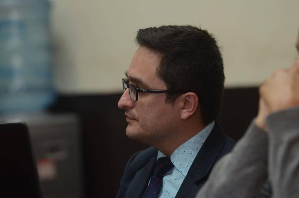 Fiscal Juan Francisco Sandoval. Foto: Omar Solís