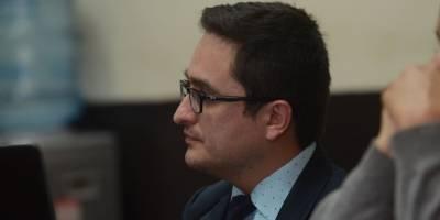 Fiscal Juan Francisco Sandoval.