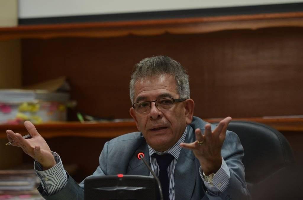 Juez Miguel Ángel Gálvez. Foto: Omar Solís