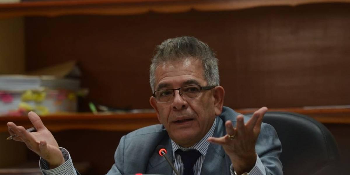 Juez Miguel Ángel Gálvez queda fuera de competencia por CSJ