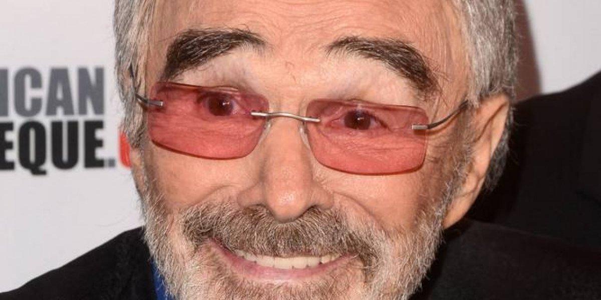 ¿Quién fue el actor Burt Reynolds?