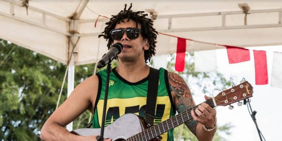 Cantautor Aj Rua recorrerá Colombia para presentar su álbum 'Estos días Esas noches'