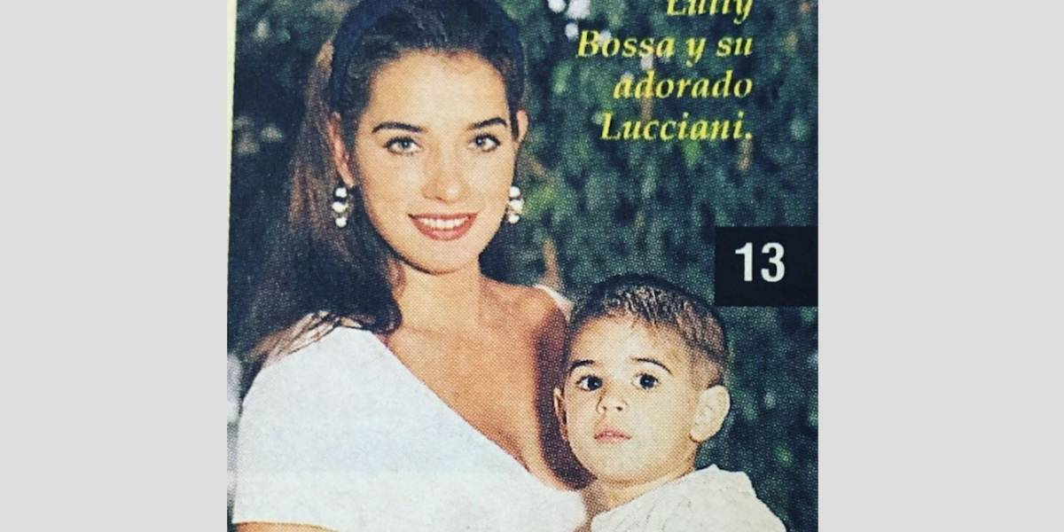 Luly Bossa confiesa el drama que vivió con su hijo por culpa de video íntimo que se filtró