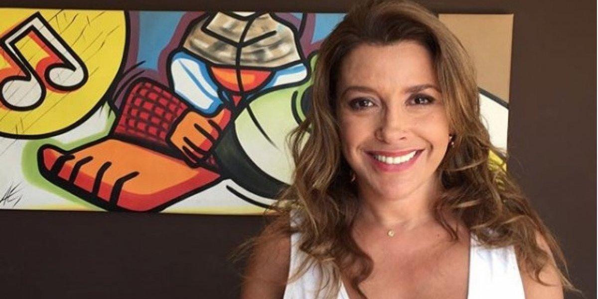 """Carolina Arregui presenta """"licencia"""" en TVN tras quiebre de Mayte y Alexis"""