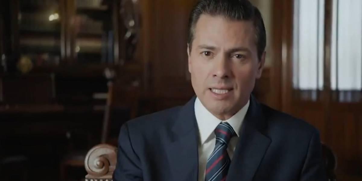 México logró ser un referente mundial: Peña Nieto