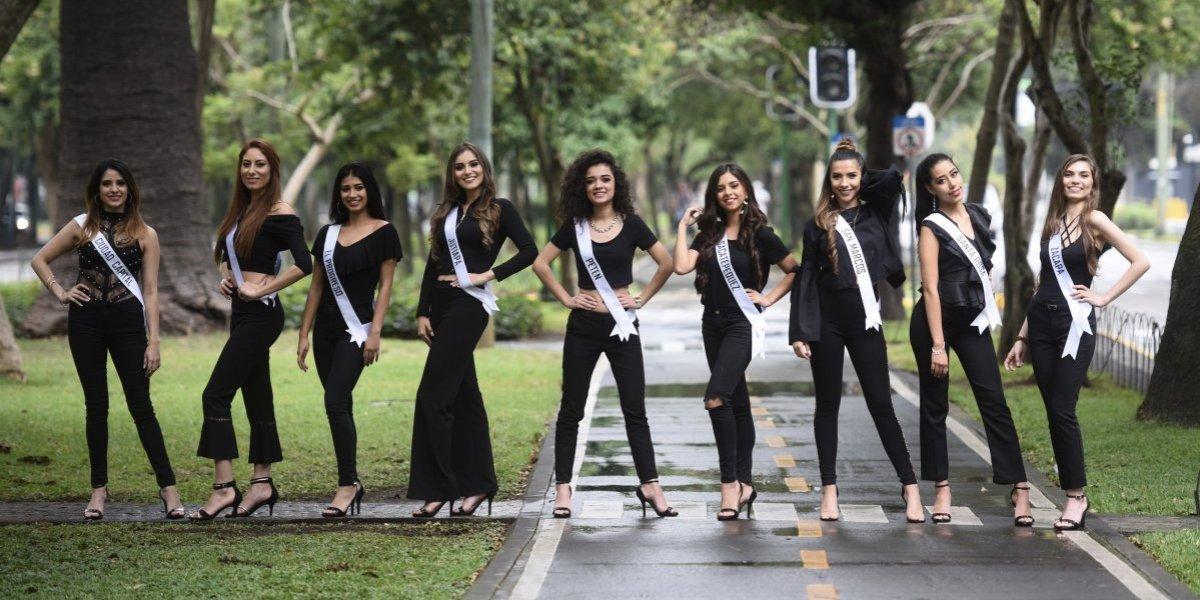 Conoce a las hermosas participantes que compiten por el título de Miss Supranational Guatemala