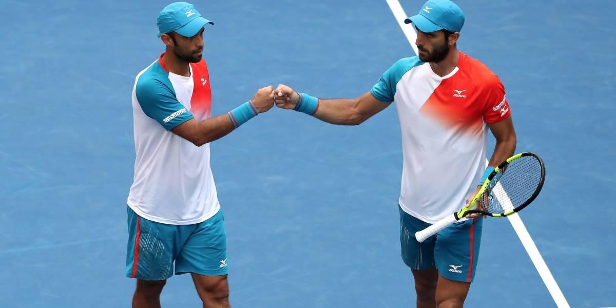 ¡Esta vez no fue! Juan Sebastián Cabal y Robert Farah cayeron en 'semis' del US Open